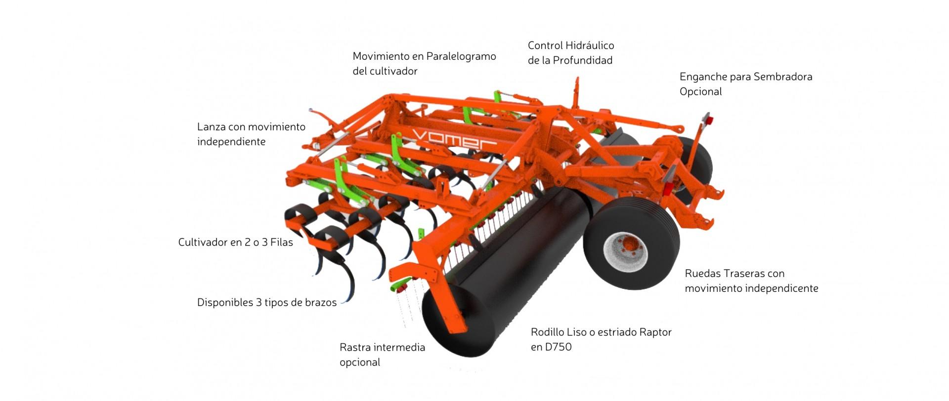 CULTIROLLER Rodillo+Cultivador3
